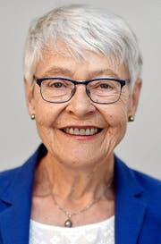 Klara Obermüller erforschte und überprüfte Vergangenes. (Bild: Keystone/Walter Bieri)