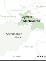 Tadschikistan (Bild: Grafik: jn)