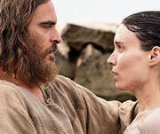 Joaquin Phoenix als Jesus und Rooney Mara als Maria Magdalena. Bild: Universal Pictures (Bild: Universal Pictures)