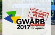 Am Wochenende findet die Gewerbeausstellung der Unternehmungen Littau und Reussbühl statt (Bild: Screenshot Website)