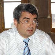 Martin Ziegler, Präsident des Schwyzer Kantonsgerichts, muss sich selber vor dem Bundesgericht verantworten. (Bild: Keystone)