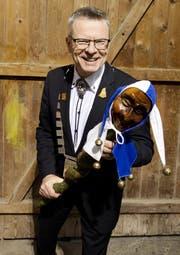 Roland Barmet (55), LFK-Präsident (Bild: Eveline Beerkircher)