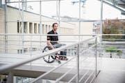 Marcel Hug gilt als der kompletteste Rollstuhl-Leichtathlet der Welt. (Bild: Manuela Jans- Koch / LZ)