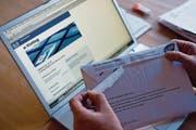 Auch in Uri soll es bald möglich sein, via Computer seine Meinung kundzutun. (Bild: Keystone (Zürich, 5. Februar 2008))