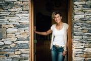Sucht nach neuen Herausforderungen: Extremsportlerin und Bestsellerautorin Evelyne Binsack. (Bild: PD)