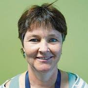 Françoise Lardon vom Brückenangebot der Berufsschule. (Bild: Romano Cuonz (NZ) (Obwaldner Zeitung))