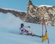 Der Formstand des Engelbergers Stefan Matter macht ihn zum Medaillenkandidaten. (Bild: Swiss-Ski)