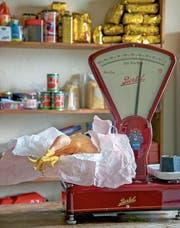 Im Tessin sind sie noch beim Metzger zu haben: grosse, fleischige Hühner. (Bild: Winfried Heinze)
