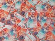So sieht die neue 20er-Note aus. (Bild: Schweizerische Nationalbank)
