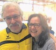 Bea Wittinger freut sich, in Zukunft die Wochenenden gemeinsam mit ihrem Ehemann verbringen zu können. (Bild: PD)