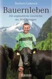 Buchcover: «Bauernleben», Wisi Zgraggen (Bild: PD/Wörterseh Verlag)