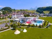 Der Swiss Holiday Park in Morschach. (Bild: PD)