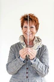 Der Dirigentenstab war ein ständiger Begleiter von Maria Müller (65). (Bild Roger Grütter)