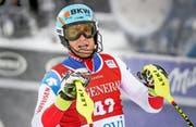 Einer von drei Zentralschweizern im Weltcup: der Hergiswiler Reto Schmidiger. (Bild: Markku Ojala/EPA)