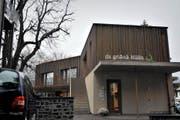 Im «griänä Hüüs» in Altdorf führen Mitglieder der evangelischen Freikirche ein Café. (Bild Anian Heierli)