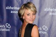 """Die Schauspielerin Kaley Cuoco aus """"The Big Bang Theory"""" ist wieder single. (Bild: bangshowbiz)"""