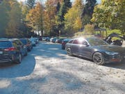Beim Parkplatz Honegg auf dem Bürgenstock ist eine Parkuhr geplant. (Bild: PD)