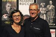 Seit fünf Jahren leiten Ruth und Balz Käppeli die Kleinkunstbühne mit grossem Engagement.