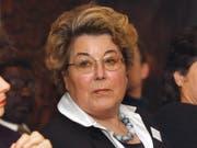 Wurde als eine der ersten Frauen in den Nationalrat gewählt: Die Zürcher SP-Politikerin Lilian Uchtenhagen, hier auf einer Aufnahme von 2003. (Bild: KEYSTONE/EDI ENGELER)