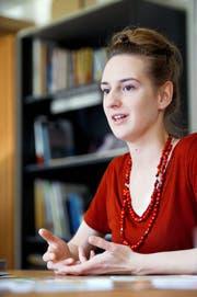 Die Industriedesignerin Christa Tresch ist in Lungern aufgewachsen. (Bild Corinne Glanzmann)