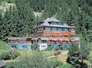 Das Hotel-Restaurant Bergsonne auf der Rigi wird seit der Eröffnung in den 1930ern als Familienbetrieb geführt. (Bild: PD)