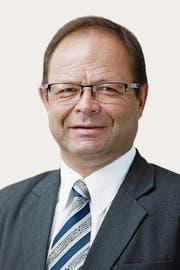 Josef Hess, parteilos, bisher. (Bild: PD)