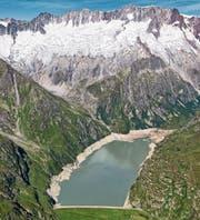 Die Wasserkraft spült viel Geld in die Urner Staatskasse. (Bild: Alessandro Della Bella/Keystone (Göscheneralp, 2011))