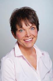 «Sehr gerne würde ich meine Fähigkeiten in den Dienst der Nidwaldner stellen.» Michèle Blöchliger Landratspräsidentin, SVP, Hergiswil (Bild: PD)