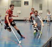 Will die Serie gegen Thurgau gewinnen: Markus Abegg (rechts). (Bild: PD)