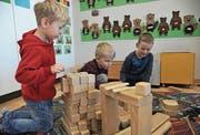 Auch im Jahr 2018 wird die Umsetzung des Lehrplans 21 das Urner Bildungswesen und das Geschehen in den Schulzimmern prägen. (Bild: Urs Hanhart (Attinghausen, 20. April 2017))