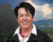 Martha Bächler, Geschäftsführerin Standortpromotion Obwalden. Bild zur Verfügung gestellt am 19.3.15 (Bild: PD)
