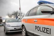 Die Polizei hat einen Mann in Olten tot aufgefunden. (Bild: KEYSTONE/Patrick B. Kraemer)