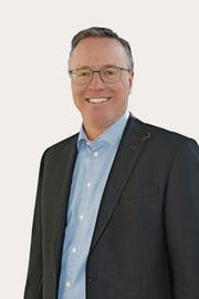 Jürg Berlinger, CVP Sarnen, kandidiert als Gemeindepräsident. (Bild: PD)