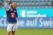 FCL-Stürmer Marco Schneuwly wechselt per sofort zum FC Luzern. (Bild: Philipp Schmidli (24.09.2016, Luzern))