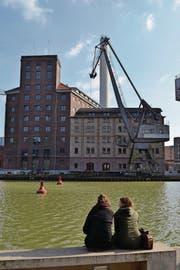 Der alte Stadthafen hat sich zum Szeneviertel entwickelt. (Bild: Rolf Breiner)