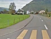 Engelbergstrasse (Bild: Screenshot Google Maps)