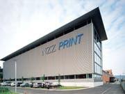 """Druckzentrum der """"Neuen Zürcher Zeitung"""" (NZZ) in Schlieren (Bild: Keystone)"""