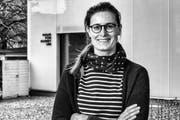 Joëlle Staub ist die neue Kunstvermittlerin im Haus für Kunst Uri. (Bild: PD / F.X. Brun)