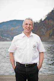 Robert Niederer kann sich vorstellen, auch nach der Pensionierung noch Geschäftsführer zu sein. (Bild: Corinne Glanzmann (Hergiswil, 3. März 2017))