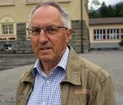 Erich Lüthold war 34 Jahre lang Lehrer in Alpnach. (Bild: Romano Cuonz (Neue NZ))
