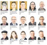 15 Personen kandieren in Giswil für den Kantonsrat.