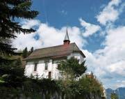 Die Kapelle Maria Sonnenberg ist das Ziel der Karfreitagswanderung. (Bild: Christoph Näpflin (Seelisberg, 4. Mai 2016))