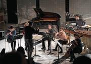 Das Ensemble Helix brachte im Neubad die Nuancen der gespielten Werke wunderbar zur Geltung. (Bild: Corinne Glanzmann (2. Februar 2018))
