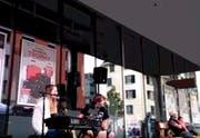In Goldau spielte Rachel Divà. (Bild: Bote der Urschweiz)