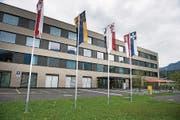 Das Kantonsspital Obwalden steht vor finanziellen Herausforderungen. (Bild: Corinne Glanzmann (Sarnen, 20. August 2014))