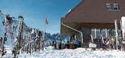 Der Skiclub Flüeli-Ranft sucht einen neuen Besitzer für das Skihaus auf Melchsee-Frutt. (Bild: PD)