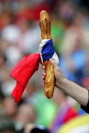 Dafür sind die Franzosen bekannt: Ihre Baguettes. (Bild: Keystone)