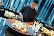 Im «Japanese Restaurant» des Hotels Chedi kam es zum Abgang des Sake-Sommeliers. (Symbolbild: Thomas Linkel, Laif)
