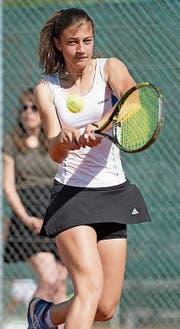 Scheiterte als letzte Innerschweizerin im Viertelfinal: Kristina Milenkovic. (Bild: Corinnne Glanzmann)