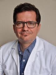 Alex Schallberger ist ab 2019 Chefarzt am Kantonsspital Nidwalden. (Bild: PD)